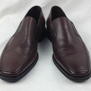 MONTE ROSSO Lucca Nappa Leather Loafer 7